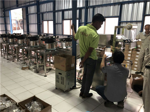 hardware packing machine in Indonesia in