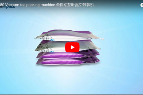 vacuum tea bag packing machine